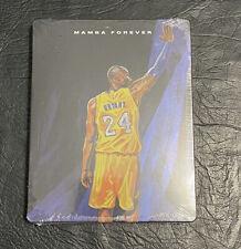 NBA 2K21 Kobe Bryant Mamba Forever Steelbook Edition Sealed (NO GAME) PS5/XBOX