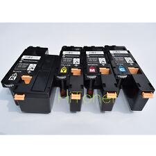 4 x Toner For Xero Phaser 6000 6010 Workcentre 6015 6015V /106R01627 - 106R01630