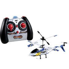 Elicottero Modellino Volante Radiocomando Infrarossi 21 cm Grandi Giochi