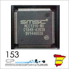 2 Unidades SMSC MEC1310-NU MEC1310 NU   MEC1310NU QFP 100% Original