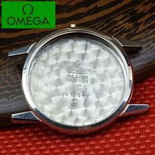 OMEGA STAINLESS STELL CASE ref 14713-9 . swiss made. cassa omega nuova