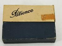 Altes Patience - Kartenspiel -  aus Sammlung