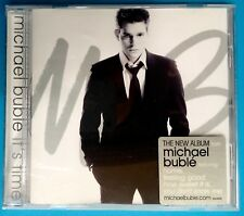 MICHAEL BUBLE: It's Time [CD, Reprise 2005] its Bublé -Feeling Good/Home...VGC