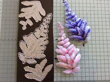 Astilbe die set, Fits Carnation Crafts Artwork.