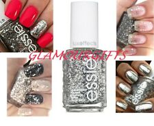 Essie Lux Effects Silver Glitter  Nail Polish 958 Set in Stones