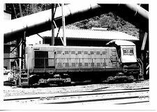 7AA680 1970s RP VIRGINIA POCAHONTAS ISLAND CREEK COAL LOCOMOTIVE MINE #3 VA