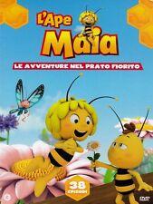 L'Ape Maia 3D - Box 01 - Le Avventure Nel Prato Fiorito (4 Dvd)