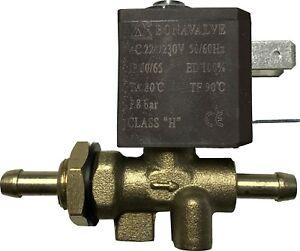 Gas Magnetventil 230 V MIG MAG Schweißgerät Gasventil Schutzgasschweißgerät