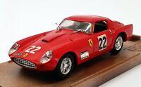 Box Model 1/43 Scale 8426 - Ferrari 250 TDF - #22 Paris 1960