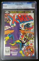 X-Men #148 Marvel Comics 1981 CGC 9.8 White Pages 1st Caliban Appearance (3014)