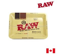"RAW Metal Rolling Tray Mini 7"" x 5"""