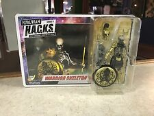 2017 Boss Fight Studios Vitruvian HACKS 1:18 Figure MOC - WARRIOR SKELETON