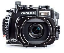 Fantasea FG7X II A Staubsauger Unterwasser Trockentasche Gehäuse Für Canon G7X