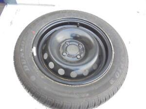 RENAULT CLIO 1998-2007 NEW STEEL WHEEL SINGLE 175/65/14 DUNLOP