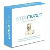 SIMPLY MOZART 4 CD NEW!