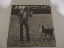 musique DISQUE 33T VINYL LP JOHNNY HALLYDAY SOLITUDES A DEUX rock BE