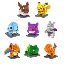 Pokemon LNO iBLOCK Micro Mini Building Lego Nano Block Nanoblock Kids Gift Au