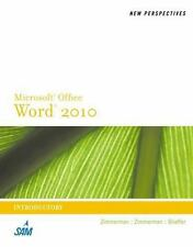 New Perspectives Series Individual Office Applications: Microsoft Word 2010 :...