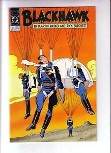 BLACKHAWK #8 (VF-NM) 1989