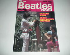 THE BEATLES MONTHLY BOOK APRIL 1988 ISSUE No.144 BEAT PUBLICATIONS ORIGINAL