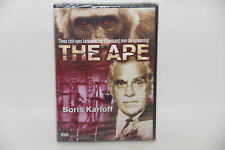 The Ape -Cold Eyes Watched A Thousand Men Screaming! ( DVD )   Free To US