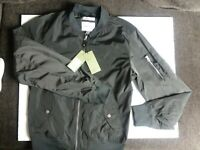 Goodfellow & Co Men's Lightweight Water Resistant Bomber Jacket Size Small