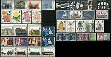 Great Britain Postage Stamp Collection British Commonwealth Mint Nh