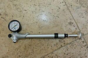 Fox High Pressure 300psi MTB Bike Suspension Fork Rear High Pressure Shock Pump