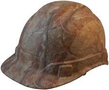 Pyramex Cap Style RIDGELINE Hard Hat Camo Pattern - 6 Point Suspension