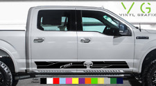Ford F150 F-150 Vinyl Decal Sticker Punisher Skull 4x4 Side Door x2 ANY COLOR