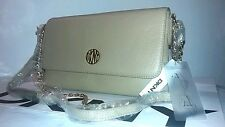 NWT DKNY Dune CROSBY EGO LEATHER Xbody Shoulder Bag Handbag  MSRP $ 200.00
