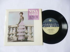 "NINA SIMONE ~ MY BABY JUST CARES FOR ME ~ EX/EX+ ~ 1987 UK 7"" SOUL VINYL SINGLE"