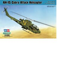 AH-1S Cobra Attack Helicopter 1/72 Hobby Boss