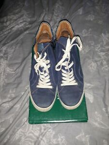 LADIES PAUL GREEN HI TOP TRAINERS SIZE 5