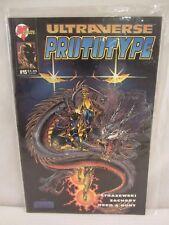 Malibu Comics - Ultraverse , Prototype # 15 1994 F / Vf (1117)