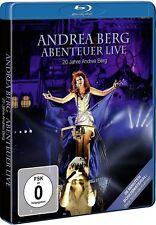 ANDREA BERG: ABENTEUER LIVE, 20 Jahre (Blu-ray Disc) NEU+OVP
