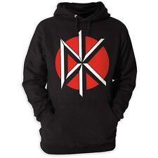 LICENSED Dead Kennedy's Logo Pullover Hoodie Sweatshirt New Impact IM#DKS02