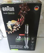 Braun MQ9087X MultiQuick 9 Hand Blender with Accessories