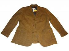Ralph Lauren Rugby Tweed Blazer Large Polo Sport Coat Blazer Vintage NWT