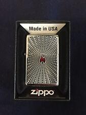 ZIPPO Lighter / Feuerzeug, Modell: Little Flame, Made in USA
