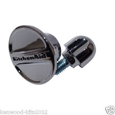 Kitchenaid attachement capot chrome cap hub & vis moletée 242765-2 & W10417014