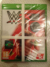 Jeu XBOX ONE WWE 2K15  W2K15 + DLC STING ++ 100% NEUF ++ Combat Fight