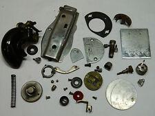 LOT pièces ANCIEN old MACHINE à COUDRE MINERVA M21E Nähmaschine SEWING máquina
