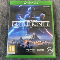 Star Wars Battlefront II Xbox One PAL Game EA Shooter