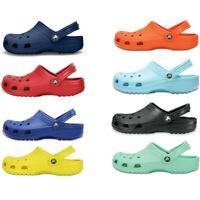 For Croc Classic UNISEX Men's Ultra Light Water-Friendly Sandals MENS SIZE