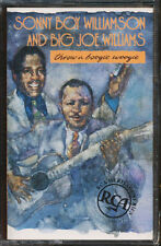 Sonny Boy Williamson & Big Joe Williams - Throw A Boogie Woogie (Cassette Tape)