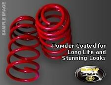 S010007 SPAX LOWERING COIL SPRINGS fit Fiat  Cinquecento Sporting 95>98