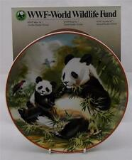 VILLEROY & ET BOCH WWF WORLD WILDLIFE FUND No1 Panda géant PORCELAINE EN BOITE