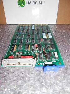 VINTAGE DEC / DILOG 703120-100 703119-001 Q-BUS PRINTER INTERFACE MODULE