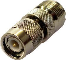 PL259 per TNC Adattatore SO239 per maschio TNC a Spina convertitori